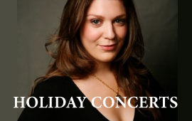 Molly Mahoney Joins us to Celebrate the Holidays!