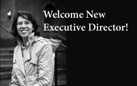 Welcome to Our New Executive Director!