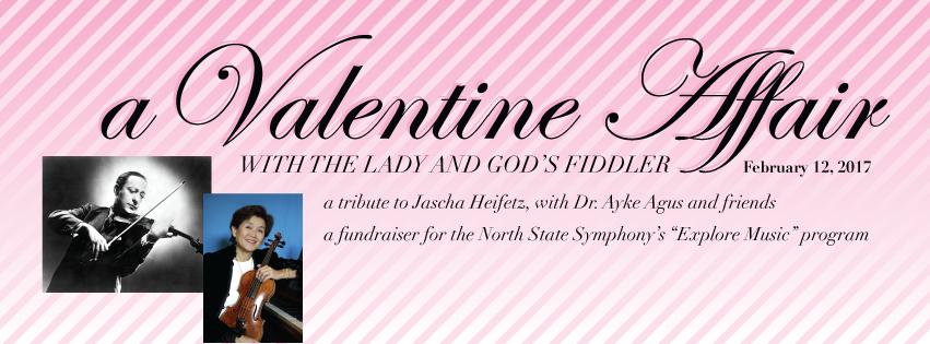 A Valentine Affair @ Harlen Adams Theatre   Chico   California   United States