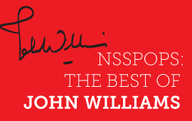NSS POPS Presents John Williams!