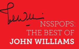 NSS POPS Presents John Williams!