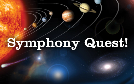 To the Symphony – and Beyond!