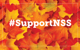 Support NSS During our Fall Fund Drive