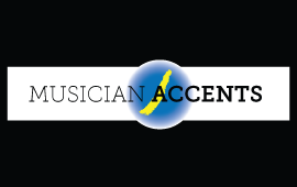 Musician Accents
