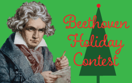 Beethoven Holiday Contest