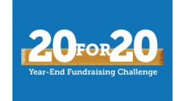20 for 20 Fundraising Campaign